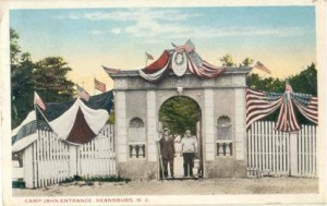 Camp Jahn Entrance